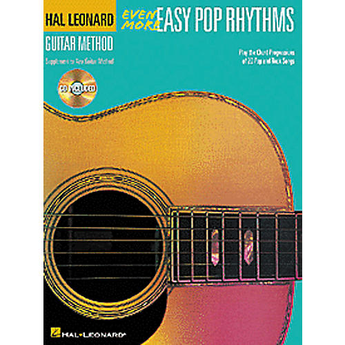 Hal Leonard Even More Easy Pop Rhythms-thumbnail