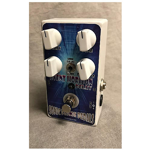 Sonic Fusion Pedals Event Horizon Delay Effect Pedal-thumbnail