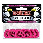 Ernie Ball Everlast Delrin Picks 12 Pack (Medium)