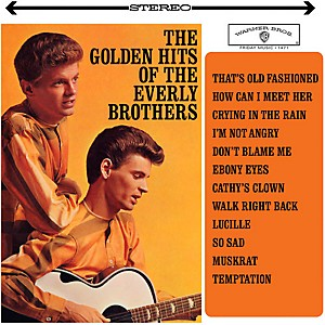 Everly Brothers - The Golden Hits Of The Everly Brothers by