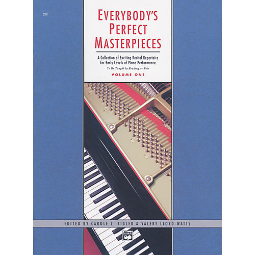 Alfred Everybody's Perfect Masterpieces Volume 1-thumbnail