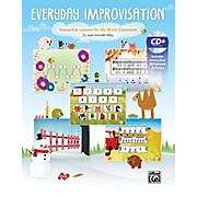 Alfred Everyday Improvisation Book & CD