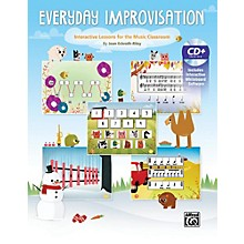 Alfred Everyday Improvisation Book & CD
