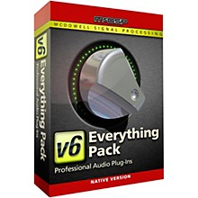 McDSP Everything Pack Native v6 (Software Download)