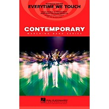 Hal Leonard Everytime We Touch - Pep Band/Marching Band Level 3