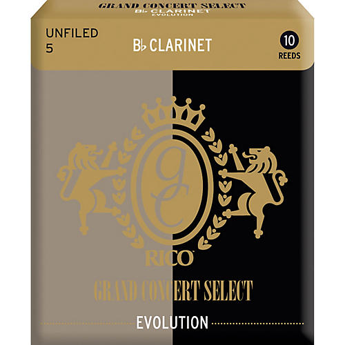 Grand Concert Select Evolution Clarinet Reeds-thumbnail