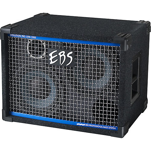 EBS Evolution ProLine 210 Pro Speaker Cabinet-thumbnail