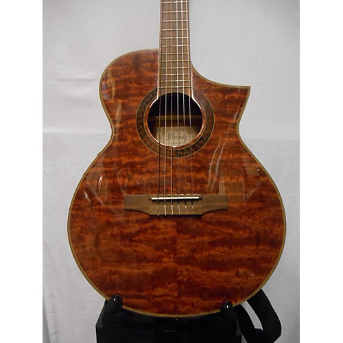 Ibanez Ewn28bgent1201 Classical Acoustic Electric Guitar-thumbnail