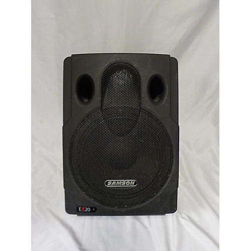used samson ex20 powered speaker guitar center. Black Bedroom Furniture Sets. Home Design Ideas