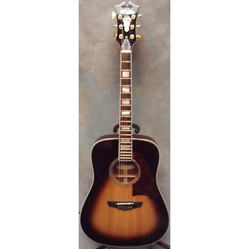 D'Angelico Excel Acoustic Electric Guitar