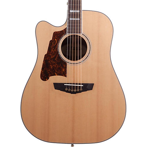 D'Angelico Excel Bowery Left-Handed Acoustic-Electric Guitar-thumbnail
