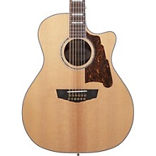 D'Angelico Excel Fulton 12-String Acoustic-Electric Guitar Level 1 Natural