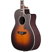 D'Angelico Excel Gramercy Acoustic-Electric Guitar Level 1 Sunburst
