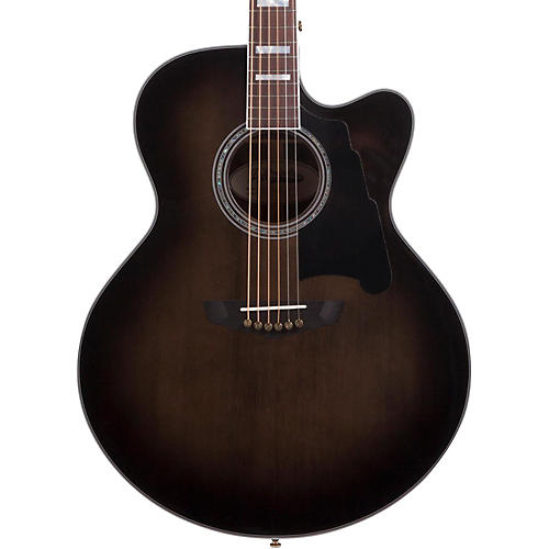 d 39 angelico excel madison acoustic electric guitar grey black guitar center. Black Bedroom Furniture Sets. Home Design Ideas