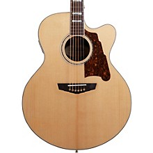 D'Angelico Excel Madison Acoustic-Electric Guitar Level 1 Natural