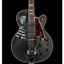 D'Angelico Excel Series Special Edition Edition Elvis Presley 175 Hollowbody Electric Guitar with Bigsby B-30