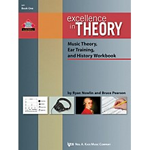 KJOS Excellence In Theory Book 1