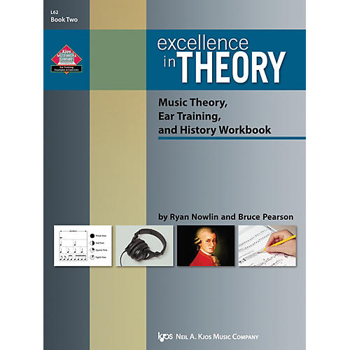 KJOS Excellence In Theory Book 2-thumbnail