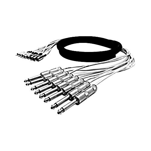 Pro Co Excellines 8-Track Multitrack 1/4'-RCA Cable