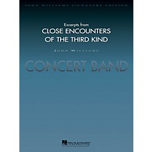 Hal Leonard Excerpts from Close Encounters of the Third Kind (Score and Parts) Concert Band Level 5 by Stephen Bulla