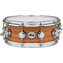 DW Exotic Fiddleback Eucalyptus Lacquer Snare