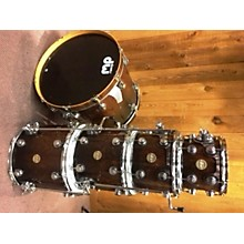 DW Exotic Limiter Run Drum Kit