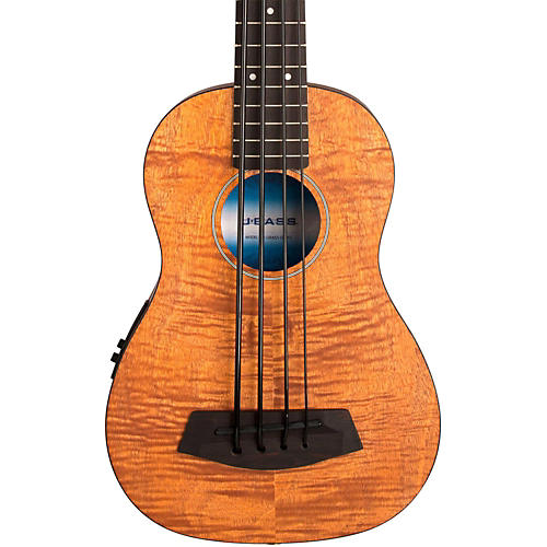 Kala Exotic Mahogany Acoustic U-BASS Natural