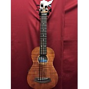 Kala Exotic Mahogany U-Bass Acoustic Bass Guitar