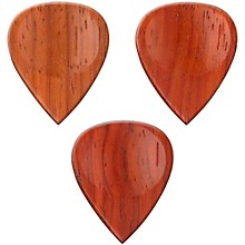 Clayton Exotic Paddock Guitar Picks - 3-Pack