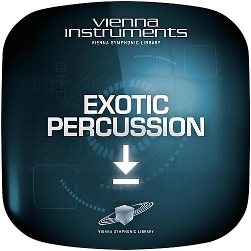 Vienna Instruments Exotic Percussion Upgrade To Full Library-thumbnail
