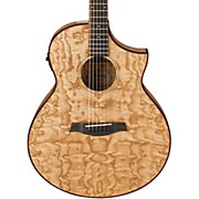 Ibanez Exotic Wood AEW40AS-NT Acoustic-Electric Guitar