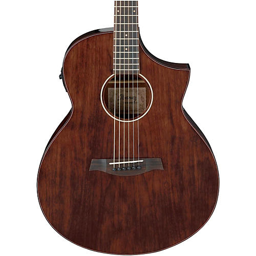 Ibanez Exotic Wood AEW40CD-NT Acoustic-Electric Guitar-thumbnail