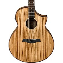Ibanez Exotic Wood AEW40ZW-NT Acoustic-Electric Guitar