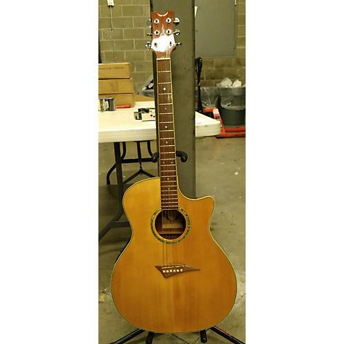 Dean Exotica Acoustic Electric Guitar-thumbnail