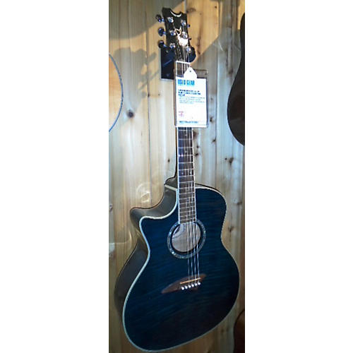 Dean Exotica FM Acoustic Electric Guitar-thumbnail