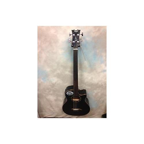 Dean Exotica Fretless Acoustic Bass Guitar