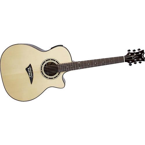 Dean Exotica Grand Auditorium Acoustic-Electric Guitar