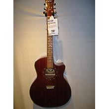 Dean Exotica Paduk Acoustic Electric Guitar