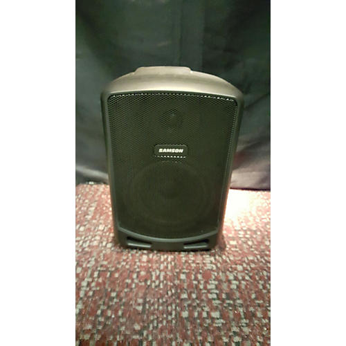 used samson expedition escape powered speaker guitar center. Black Bedroom Furniture Sets. Home Design Ideas