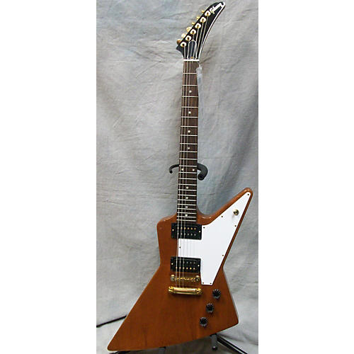 Gibson Explorer '76 Reissue Solid Body Electric Guitar-thumbnail