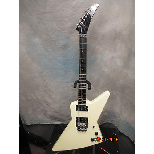 Gibson Explorer Floyd White Solid Body Electric Guitar-thumbnail