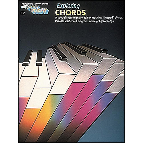 Hal Leonard Exploring Chords E2 E-Z Play-thumbnail
