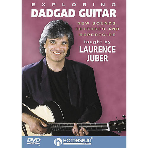 Homespun Exploring DADGAD Guitar (DVD)-thumbnail