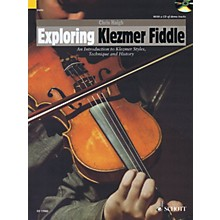 Schott Exploring Klezmer Fiddle String Series Softcover with CD