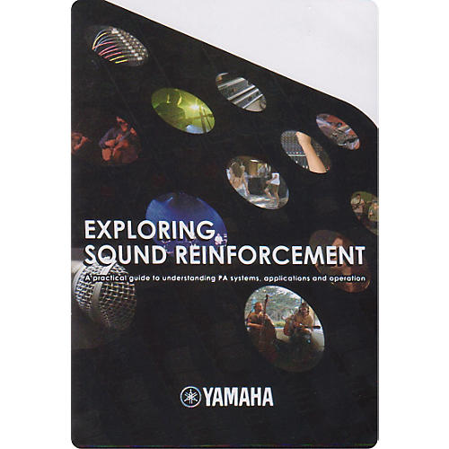 Yamaha Exploring Sound Reinforcement Instructional DVD-thumbnail