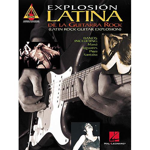 Hal Leonard Explosion Latina De La Guitarra Rock Tab-thumbnail