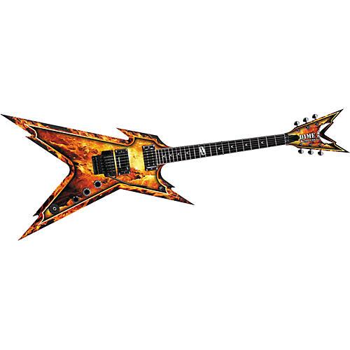 Dean Explosion Razorback Electric Guitar