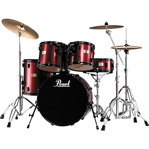 Pearl Export 5-Piece Drum Set-thumbnail