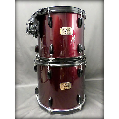 Pearl Export Drum Kit Wine Red