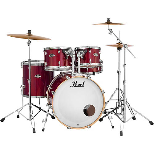 Pearl Export EXL Standard 5-Piece Drumset with Hardware-thumbnail